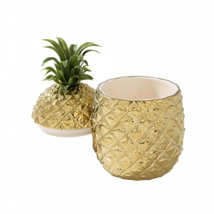 Pineapple Ice Bucket - Ishink i Ananasdesign