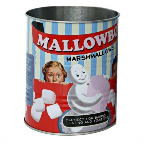 Plåtburk Retro Marshmallows