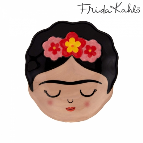 Fat Frida Kahlo Ansikte