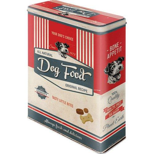 Plåtburk Hundmat 'All Natural Dog Food'