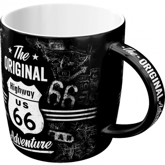 Mugg Retro 'The Original Highway 66'