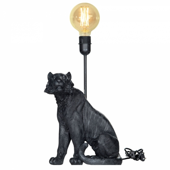 Bordslampa Tiger Svart