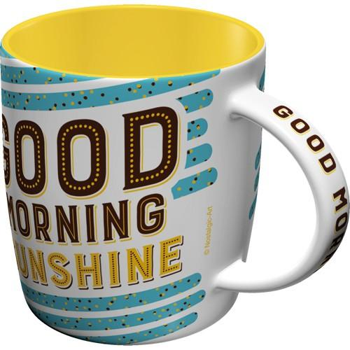 Mugg Retro 'Good Morning Sunshine'