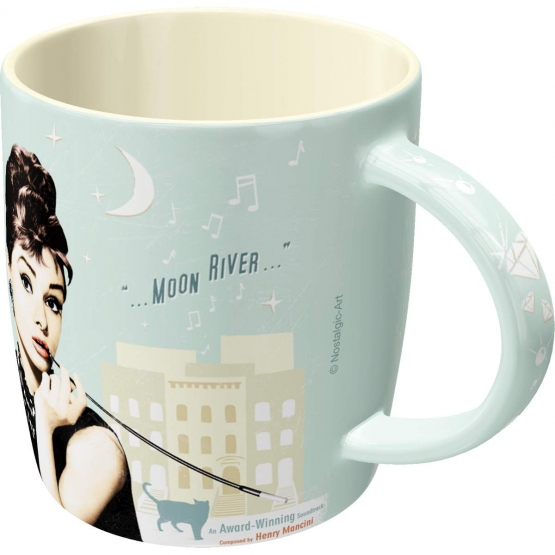 Mugg Retro 'Breakfast At Tiffany's'