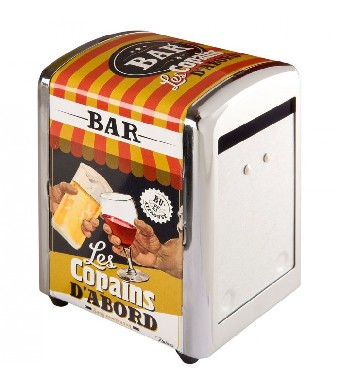 Bar Retro Servetthållare / Dispenser